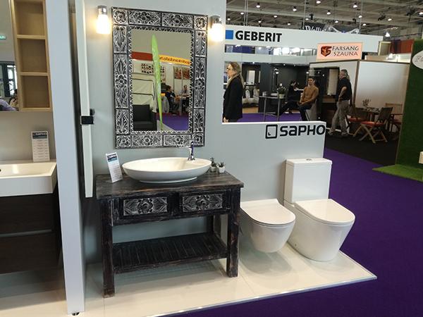 SAPHO rusztikus design
