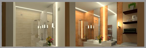 Kis alapterületű fürdőszoba terv