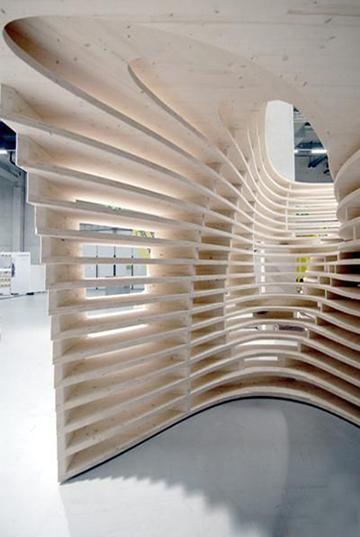 Design lépcső