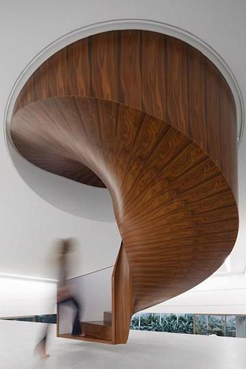 Egyedi lépcső