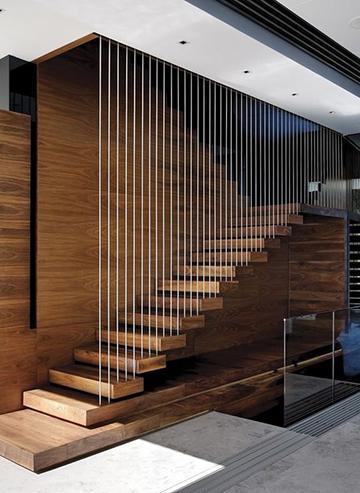 Függesztett lépcső