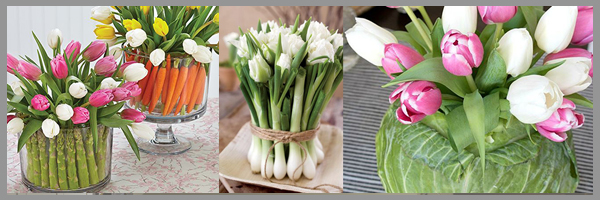 Különleges húsvéti asztal dekorációk