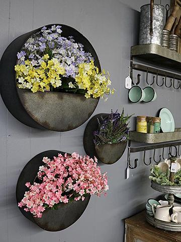 Vintage virágtartó
