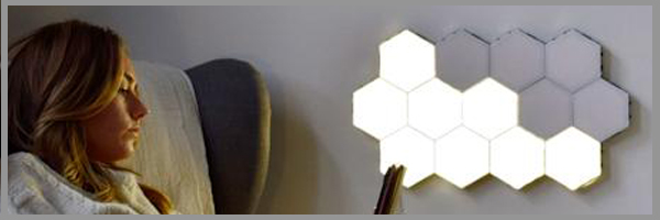 Moduláris lámpa