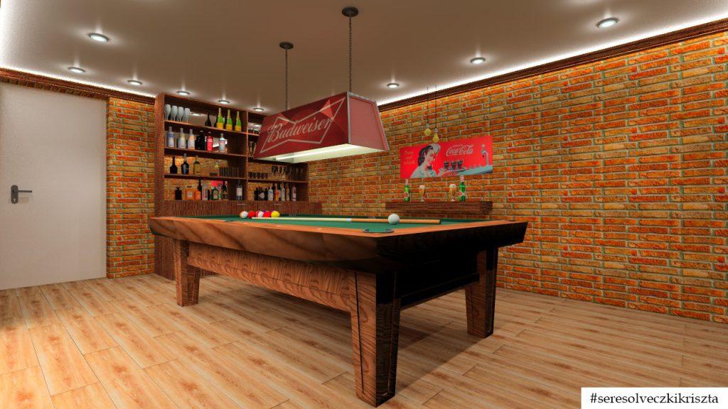Pinceszint játékterem