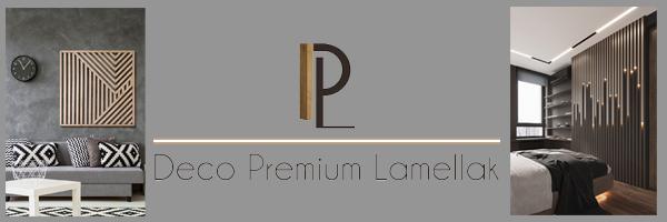 DECO Prémium lamellák